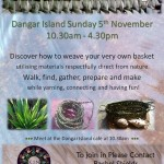 Dangar Island Sunday 5th November
